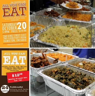 24SevenClub Quarterly Buffets