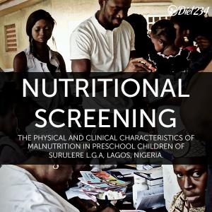 Nutritional Screening